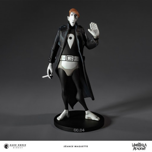 Avatar of Celebrate The Umbrella Academy With The Séance Maquette