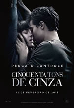 Poster do filme Cinquenta Tons de Cinza