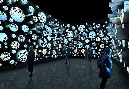 """Com inauguração prevista para maio de 2014, o Museu do Amanhã propõe ser um """"local de exploração de possibilidades"""" e vai oferecer ao visitante uma caminhada interativa"""