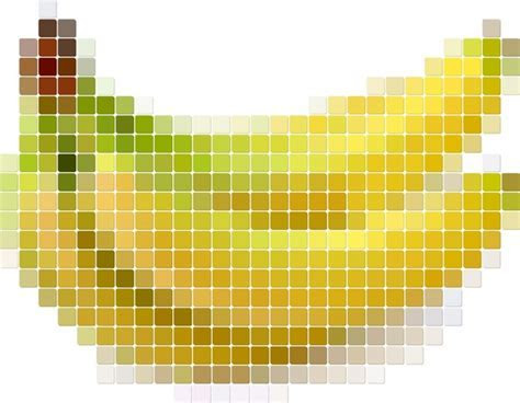 Pixel fruit vector Free vector in Encapsulated PostScript