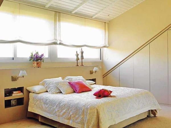 50 Attic bedroom design ideas