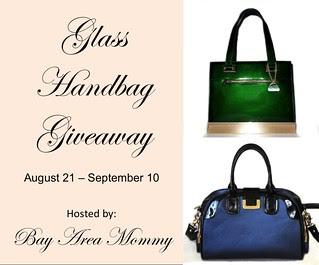 Glass Handbag