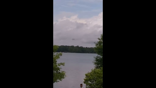 Avatar of This Guy Caught a Huge UFO on Camera and the Footage Is Pretty Convincing