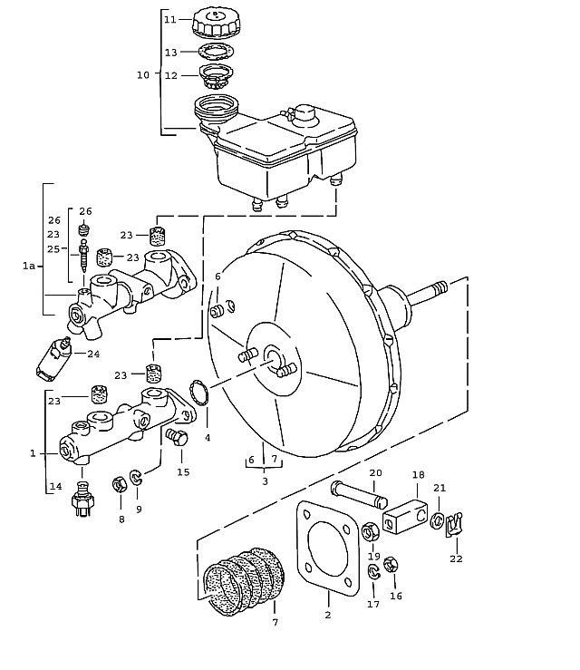 Porsche 928 Starter Wiring