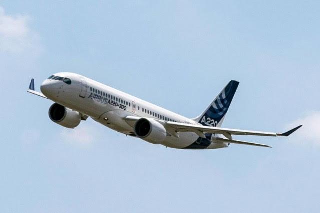 Airbus à récemment imposé une baisse de prix... (PhotoFrederic Scheiber, Archives Associated Press)