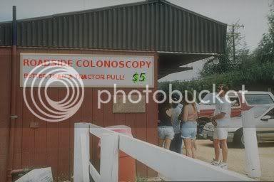 colonoscopy photo: roadside colonoscopy roadside.jpg