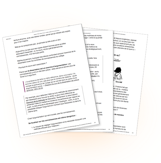 Exemple De Dissertation De Philo Rédigée - Exemple de Groupes