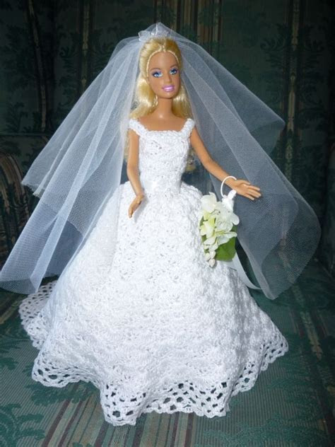 395 best barbie wedding dress images on Pinterest   Barbie