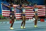 How Watching the Brilliant Black Women of Team USA Turned Me into a Reluctant Patriot