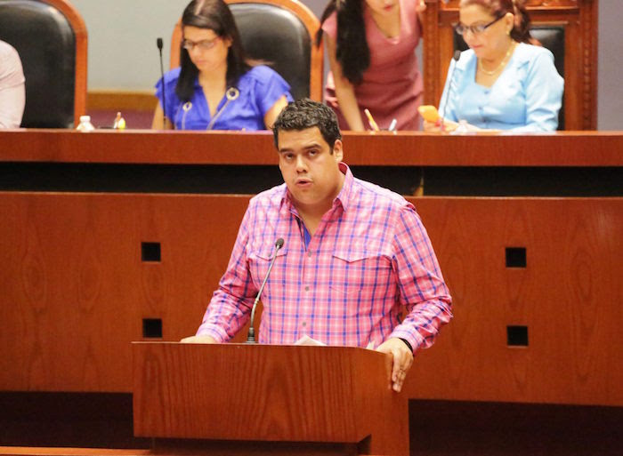 Ángel Aguirre Herrera. Foto: Facebook.