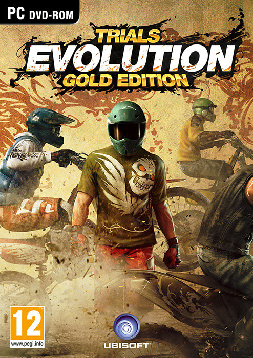 Free Download full version pc game Trials Evolution Gold Edition with CRACK full cracked game free download-FAADUGAMES.TK