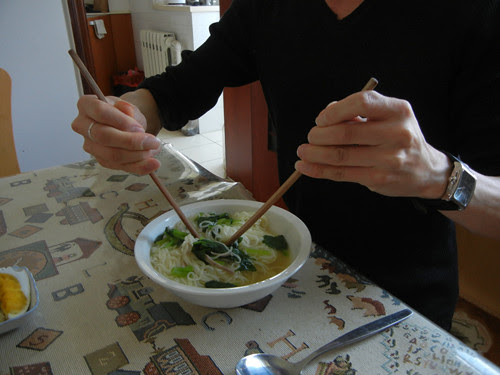 Noodles and Chopsticks _ 9092