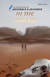 AJ In the Desert