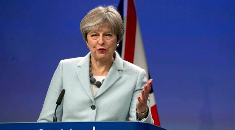 British PM Theresa May continues shake up of ministerial team