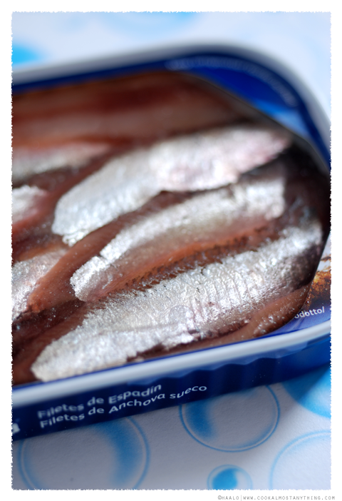 pickled sprats© by Haalo