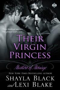 TheirVirginPrincessBook4
