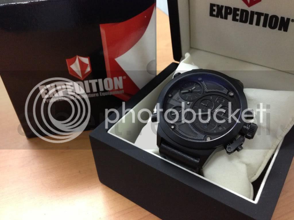 Jam Tangan Expedition Keren