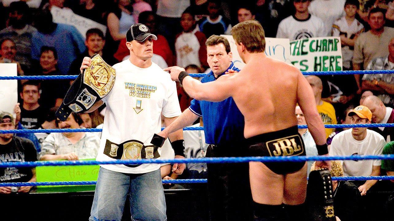 Feud: John Cena vs. JBL (2005)