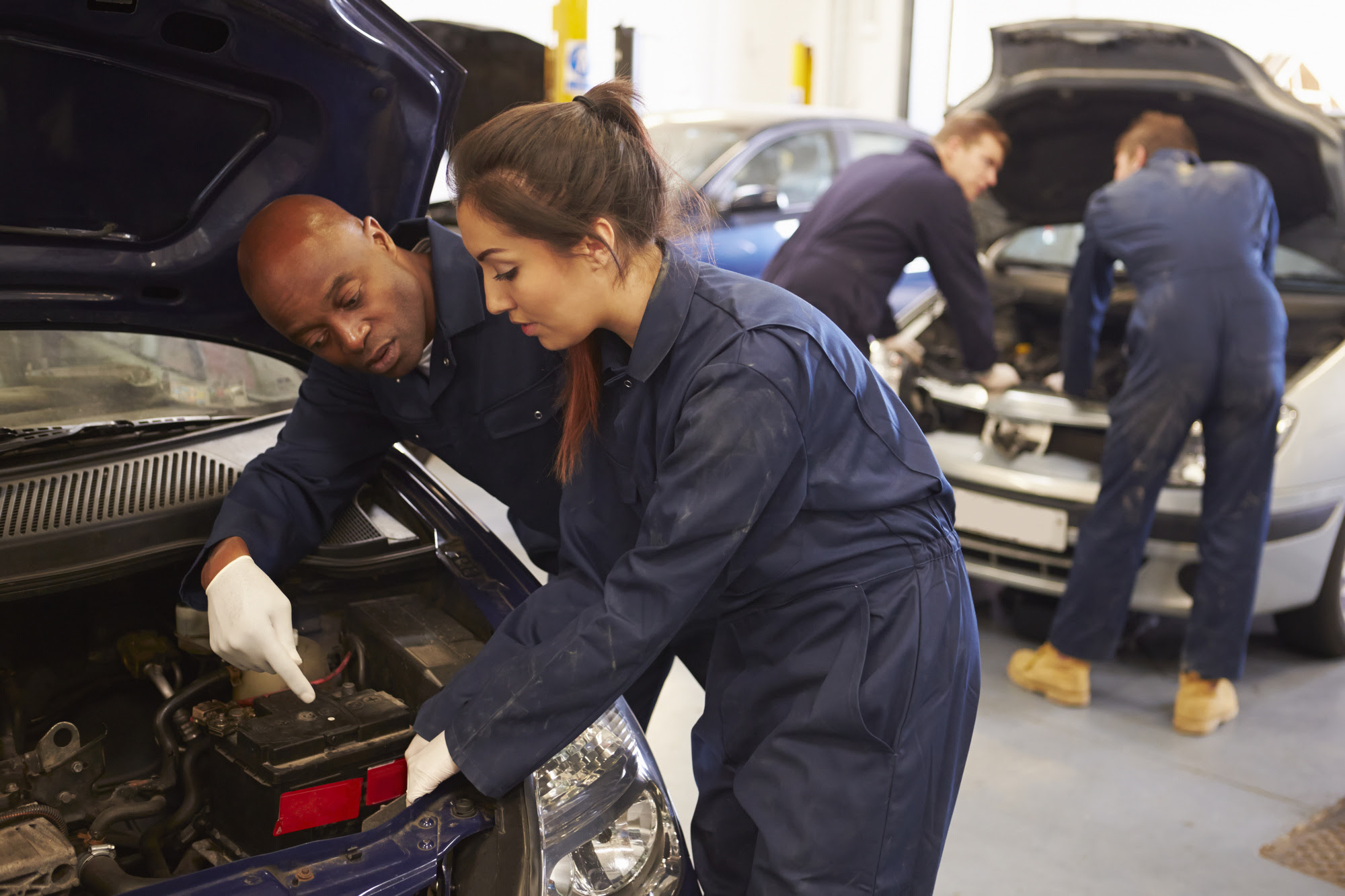 What's the Best College for Becoming a Mechanic? - USA ...