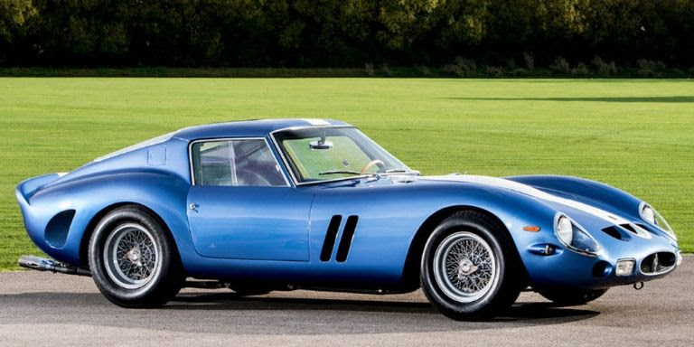 Ferrari 250 GTO \u0026gt; Price, Design, Specs, Performance