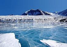 http://en.wikipedia.org/wiki/Antarctica#mediaviewer/File:Fryxellsee_Opt.jpg