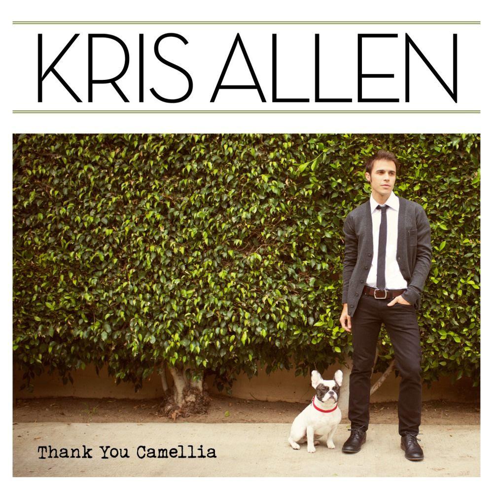 Thank You Camellia (Album Cover), Kris Allen