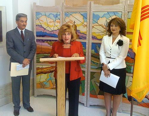 Secretary of State Mary Herrera