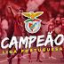 SL Benfica | Campeão da Liga NOS Época 2018-19