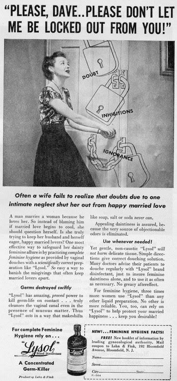 para la higiene femenina
