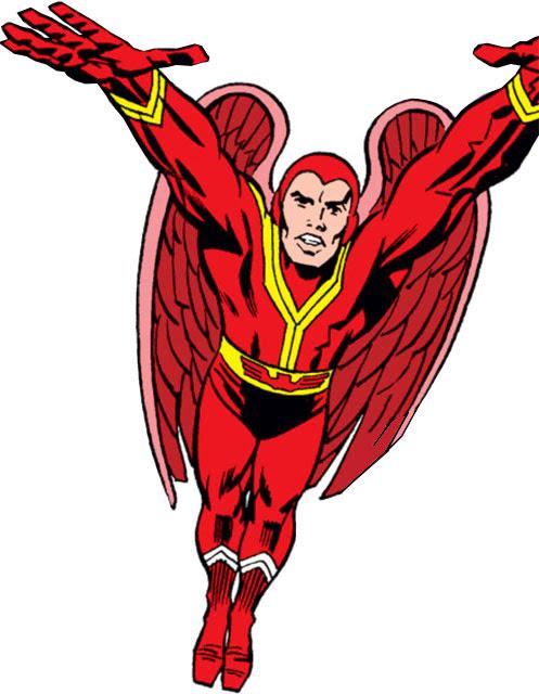 Image result for red raven superhero