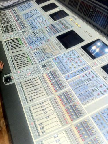 Audio mixing stuff...
