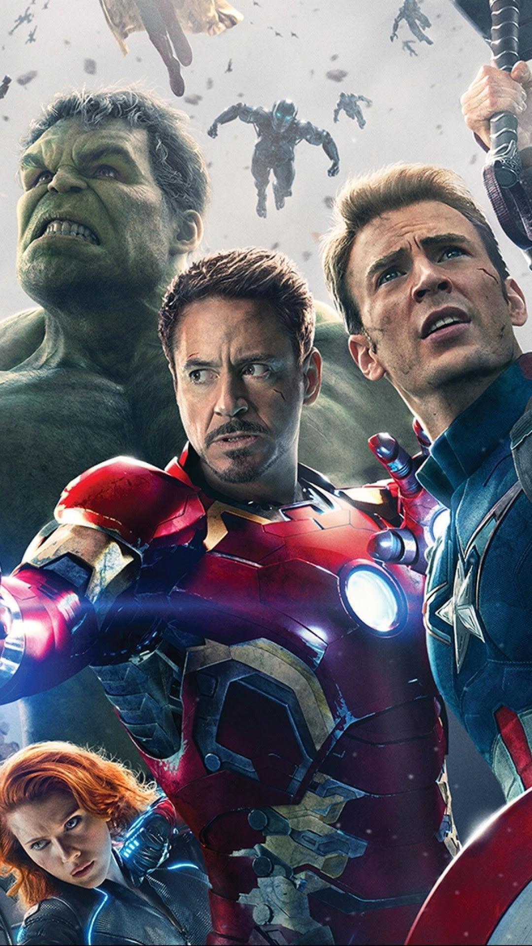 100+ Wallpaper Of Avengers Hd  Paling Baru
