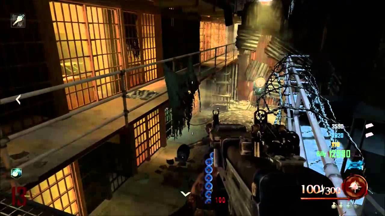 Madskiller100 Call Of Duty Black Ops 2 Alcatraz Island Ep