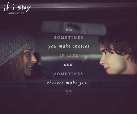 If I Stay Images Quotes Wallpaper And Background Photos 37808660