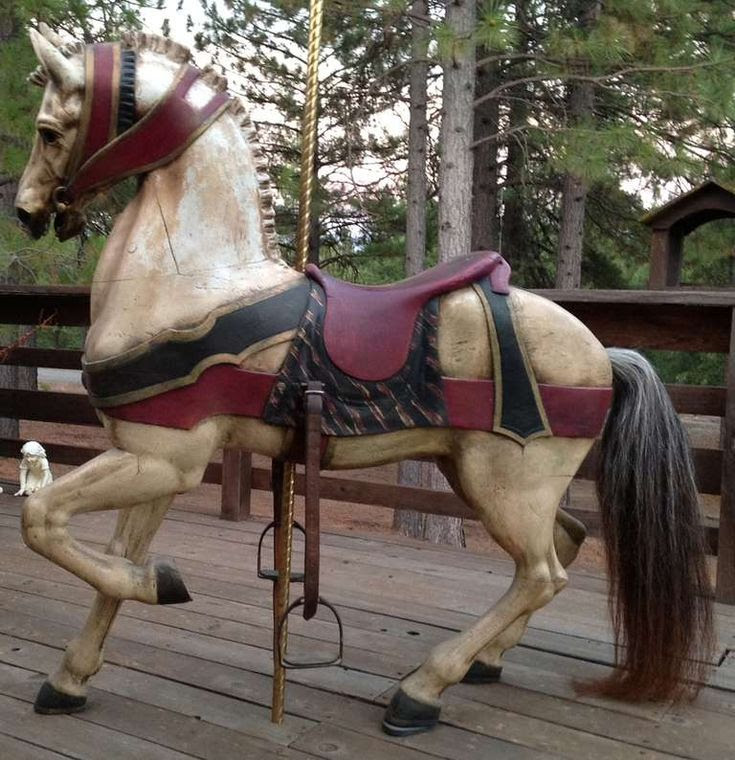 carousel horse for sale - Google Search