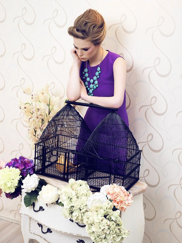 Birdcage idea - Fashion Project by Tayfun CETINKAYA via Behance Network