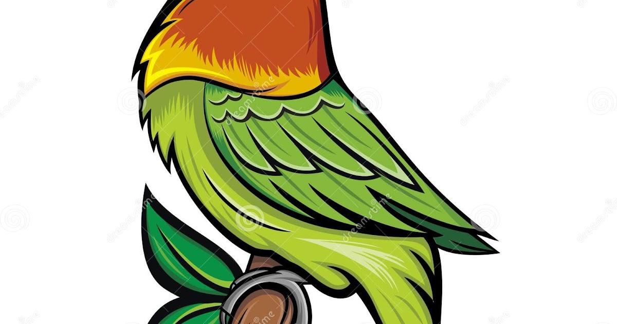 37+ Gambar Desain Logo Lovebird