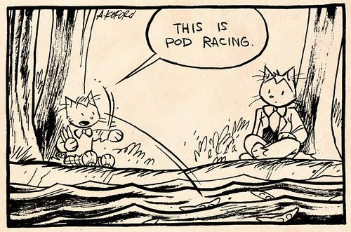 Laugh-Out-Loud Cats #1896 by Ape Lad