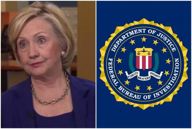 Risultati immagini per fbi clinton email