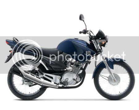 Yamaha YBR Factor E