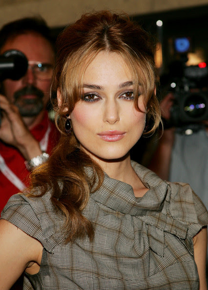 Actress Keira Knightley attends the gala premiere of 'Pride & Prejudice' at