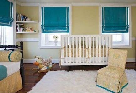 Baby Room On With White Rug By Angie Hranowsky Design