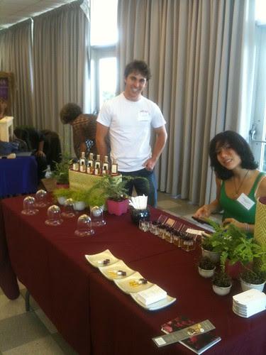 Team Fong at Artemisia Perfume