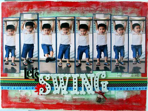 Let's swing!