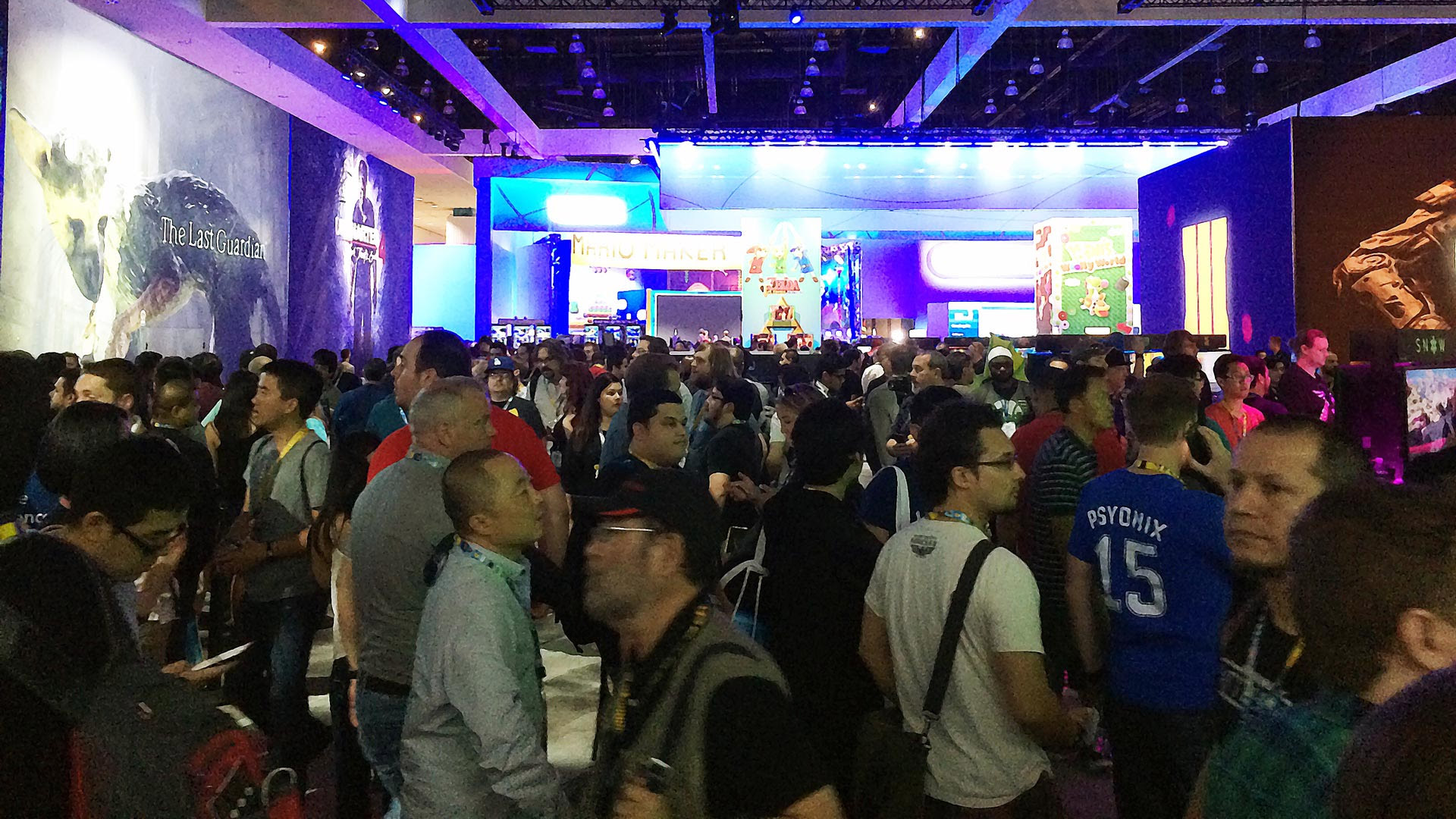 E3 sold out screenshot