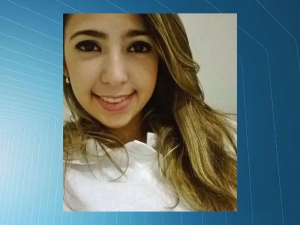 Jovem Bárbara foi assassinada em Vila Velha, Espírito Santo (Foto: Reprodução/ TV Gazeta)