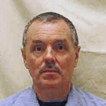 Foto reciente de Donald Harvey, facilitada por la prisión de Toledo.