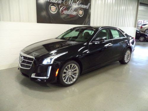 Purchase new 2014 Cadillac ATS 2.0L Turbo Luxury in 2820 ...