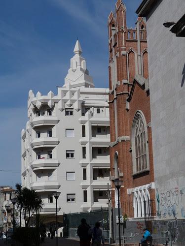 Edificio San Felipe y Santiago, Montevideo