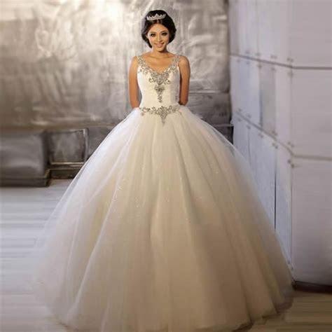 Princess Wedding Dresses   DressedUpGirl.com